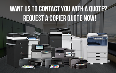 Request A Copier Quotation Now