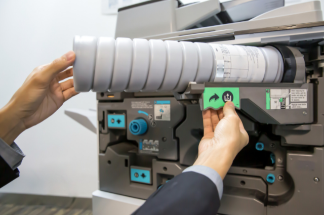 Three tips on how to save ink for your copier machine